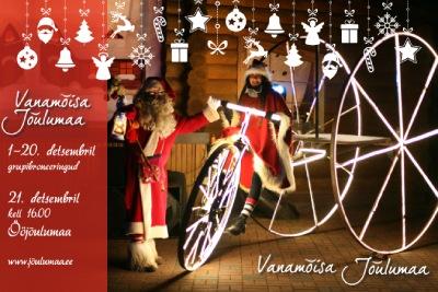 Vanamõisa Jõulumaa