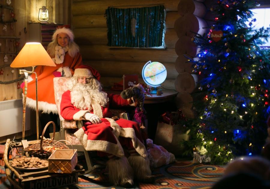 Vanamõisa Jõulumaa ja Ööjõulumaa
