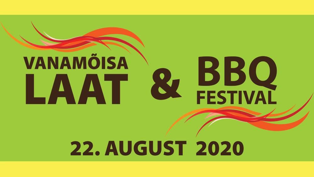 Vanamõisa Laat & BBQ Festival